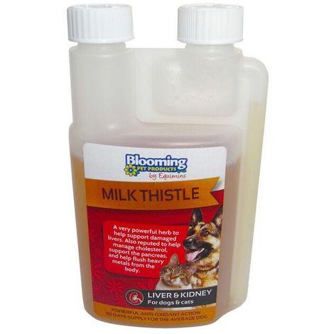 "main image of ""Equimins Blooming Pet Milk Thistle Liquid (250ml) (May Vary)"""