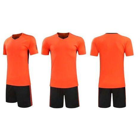 Equipación deportiva dos colores riscko eqr-014