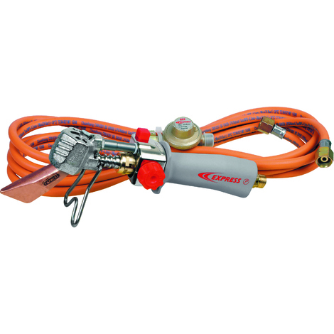 Équipement complet fer de couvreur 6367/9 (fer/tuyau/détendeur) - GUILBERT EXPRESS