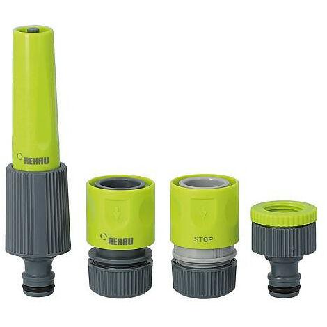 """Equipement de base 19mm (3/4"""") pour 19mm tuyau d'arrosage"""