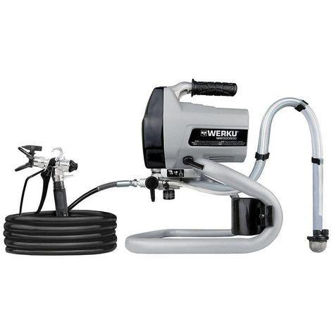 Équipement électrique Airless 1,2 L 500W 0,6 HP WK500500