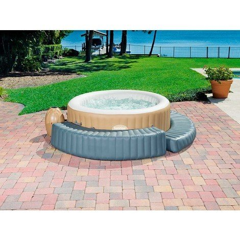 Equipement Pour Spa Gonflable 4 6 Places Lay Z Spa Surround