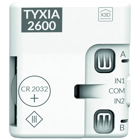 Équipement TYXIA 2600 pour éclairage intelligent - Delta Dore