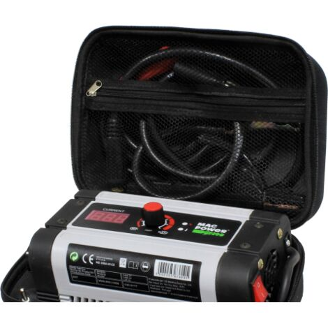 Equipo de Soldadura Inverter 140B - 130A - MAC POWER