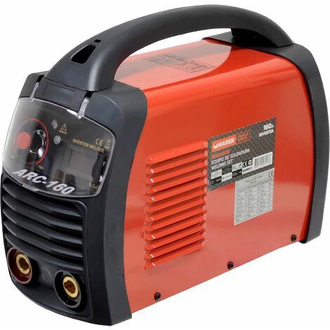 Equipo de Soldadura Inverter 160A - MADER® - con accessorios