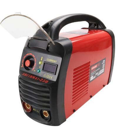 Equipo de Soldadura Inverter, 250A, 30V - MADER® | Power Tools