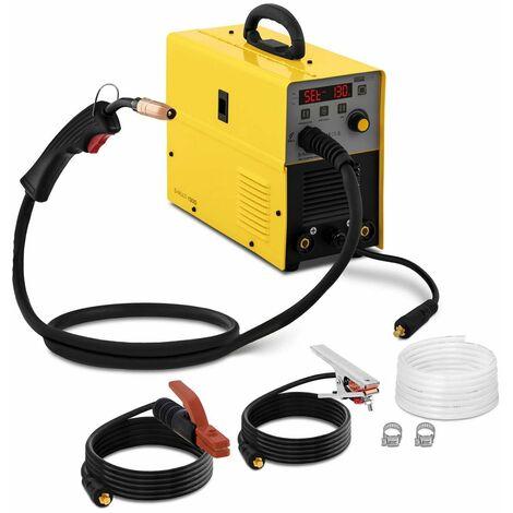 Equipo De Soldar Multiproceso Soldadura Mig Mag Tig Mma 130 Amp Hot Start Vdr
