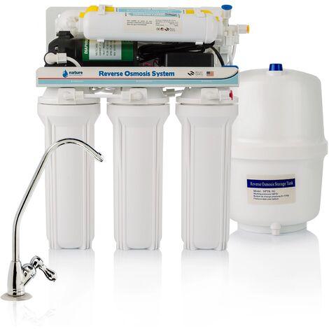 Equipo Osmosis inversa doméstico Standard con bomba - NatureWater Professionals