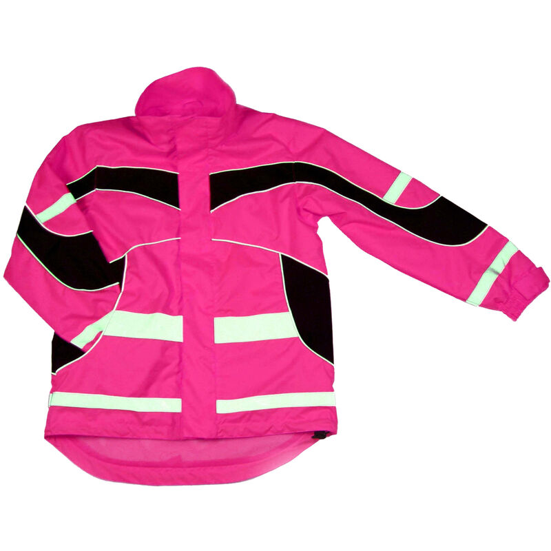 Image of Equisafety Lightweight Jacket (XL) (Pink)