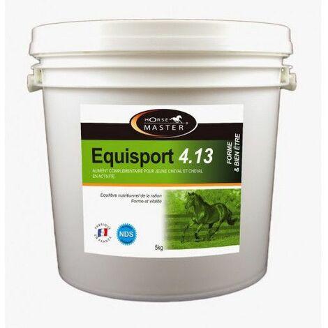 EQUISPORT 4-13 - Vitamines, acides aminés, minéraux et oligo éléments - Contenance: 5 kg