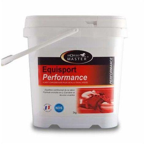 EQUISPORT PERFORMANCE - Complément minéral polyvitaminé - Contenance: 25 kg
