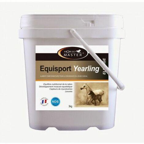 Equisport Yearling - Croissance harmonieuse du poulain - Contenance: 3kg