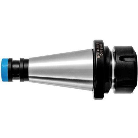 ER-Spannzangenfutter, DIN 2080, SK40, 3-26, A=80 mm, Ø-63 mm, 472/ER40