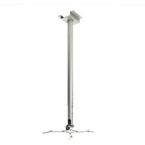erard 002431 | square support videoprojecteur plafond avec attaches reglabl
