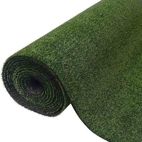 """main image of """"Erba sintetica 7 mm tappeto verde prato artificiale per giardino terrazzo moquette 1x2 metri"""""""