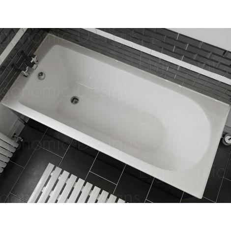 Ergonomic Designs 1600 X 700 Standard Acrylic Bath 0th