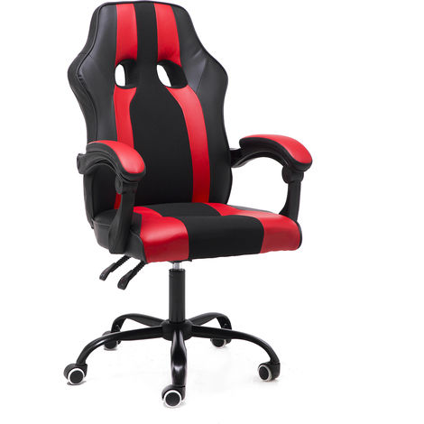 Ergonomic Office Chair Racing Sport Gaming Swivel Tilt 135 ¡ã Blue Hasaki
