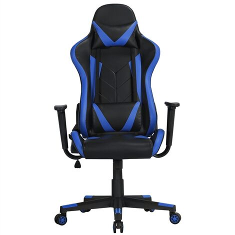 Ergonomic Racing Style Office Chair High Back Gaming Chair PU Leather Desk Chair Executive Computer Heavy Duty Chairs with Lumbar Support