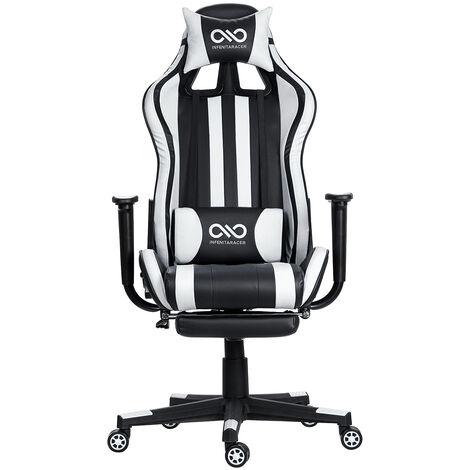 "main image of ""Ergonomics Office Chair Gaming Chairs Swivel Red"""
