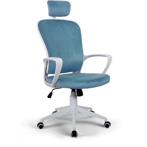 Ergonomischer Bürostuhl mit Kopfstütze Im Sepang Ocean-Design