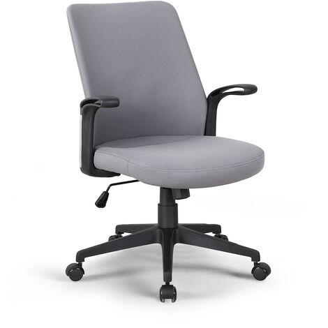 Ergonomischer Sessel Des Klassischen Bürostuhls aus Verstellbarem Stoff Mugello