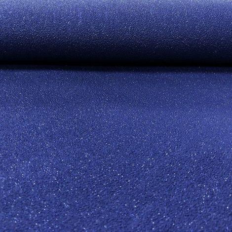 Erismann Crystal Colours Blue Glitter Wallpaper
