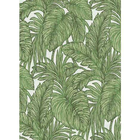 Erismann Hacienda Wallpaper Cream Feature 5410
