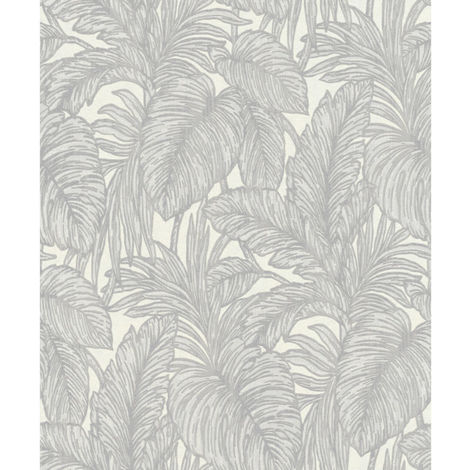 Erismann Hacienda Wallpaper Cream Feature 5410