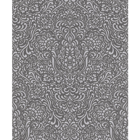 Erismann Hacienda Wallpaper Cream Feature 5413
