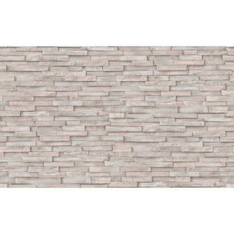 Erismann Imitations Brick Wallpaper Cream 6301-02 Full Roll