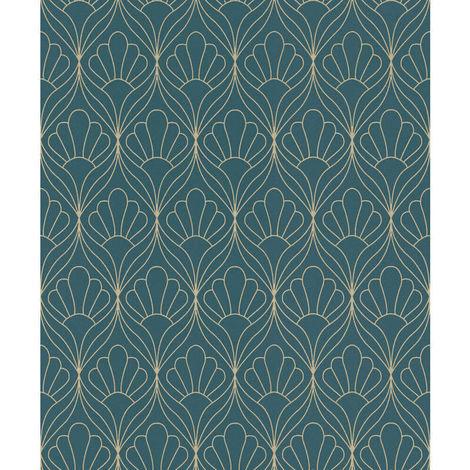 Erismann Instawalls Geometric Wallpaper 6389-08
