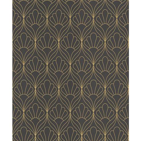 Erismann Instawalls Geometric Wallpaper 6389-15