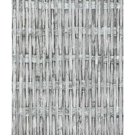 Erismann Instawalls Rattan Wallpaper 6393-10