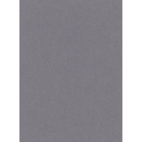 Erismann My Garden Plain Wallpaper Dark Grey 6486-15 Full Roll