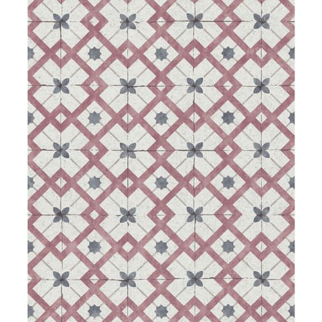 Erismann Summer Beat Geometric Wallpaper 6366-06