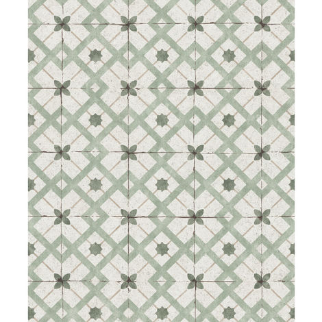 Erismann Summer Beat Geometric Wallpaper 6366-07
