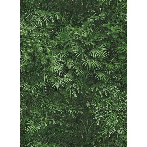 Erismann Tropical Leaf Wallpaper