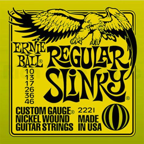 Ernie Ball Regular Slinky E-guitar Strings