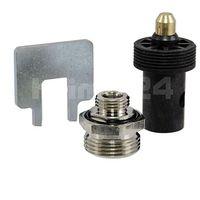 Ersatz - Kunststoff-Ventil-Gruppe VY 98 für Fußbodenheizung-Verteiler
