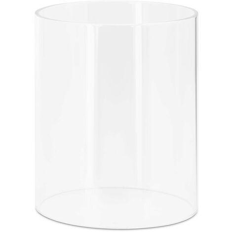 Ersatzglas Glasaufsatz Glaszylinder Für Würstchenwärmer Hot Dog Maker 20 Cm