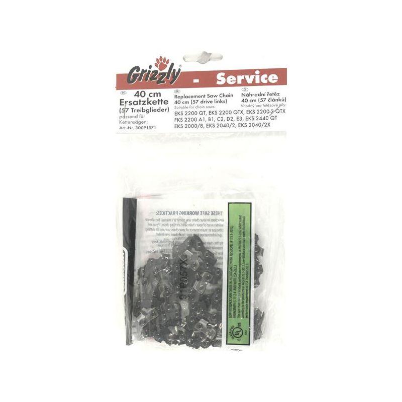 Stihl Sägekette  für Motorsäge GRIZZLY EKS 2000 Schwert 40 cm 3//8 1,3