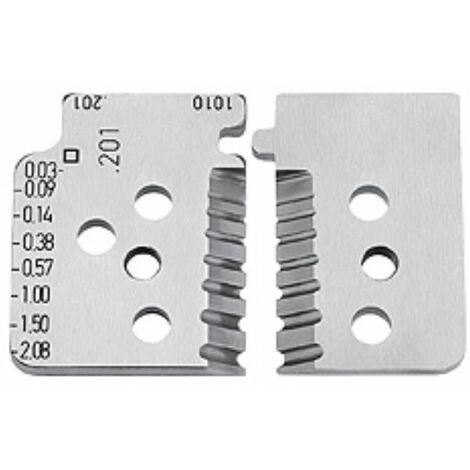 Ersatzmesser für Rohrschneider zum Schneiden von Verbundrohren Ø 12-25mm Knipex