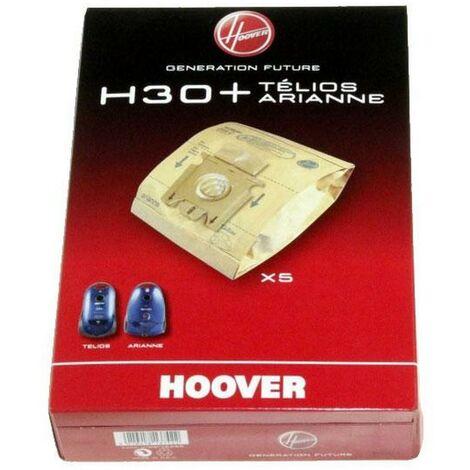 6 Staubsaugerbeutel passend für Hoover TS 2050 Sensory
