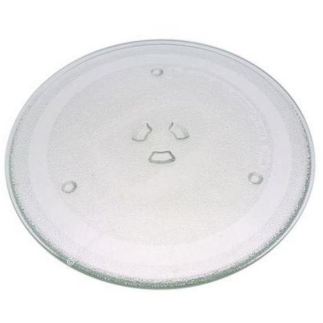 Ersatzteil - Drehteller aus Glas 25,4 cm - - SAMSUNG - 38804