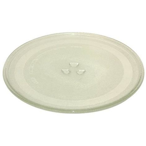 Ersatzteil - Drehteller aus Glas Durchmesser 255mm - - DAEWOO - 281843