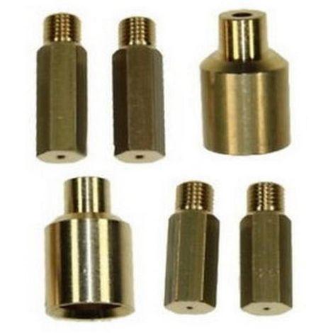 Ersatzteil - Düsenset für Erdgas - - BRANDT, SAUTER, THERMOR, VEDETTE, THOMSON, DE DIETRICH, VESTEL, BOREAL, OCEAN, SINGER - 223073