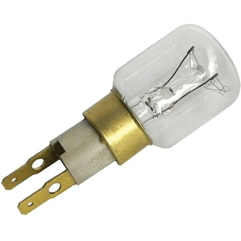 Ersatzteil - Glühbirne Tclick / T25 / 15W / 220V - - WHIRLPOOL - 60269