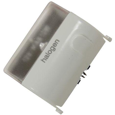 Ersatzteil - Halogen-Lampe (komplett) - - BOSCH, SIEMENS, GAGGENAU, NEFF - 296049