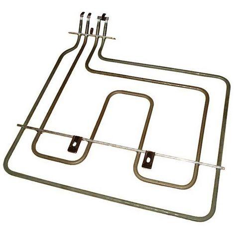 Ersatzteil - Heizelement Oberhitze Grill Heizung 1100 W + 1100 W - - BEKO, LISTO, GRUNDIG, LEISURE, ESSENTIEL, FAR - 256723