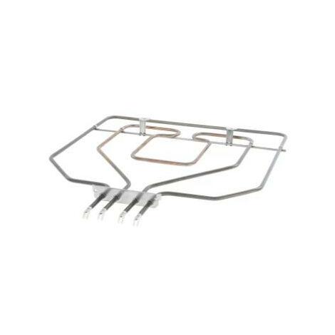 Ersatzteil - Heizelement Oberhitze Grill Heizung 2800 W - - BOSCH, NEFF, SIEMENS - 166359